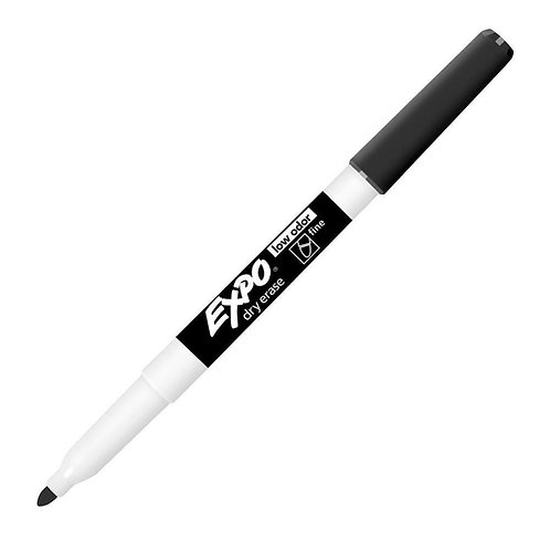Marcador Quadro Branco Fino Cores - EXPO