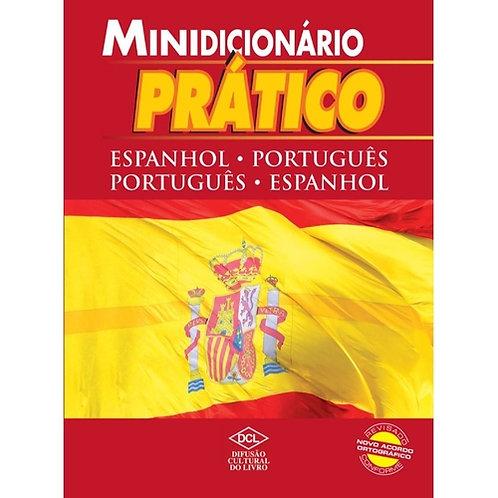 Minidicionário Pratico Espanhol - DCL