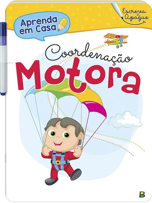 Aprenda em Casa Coordenação Motora | TODOLIVRO