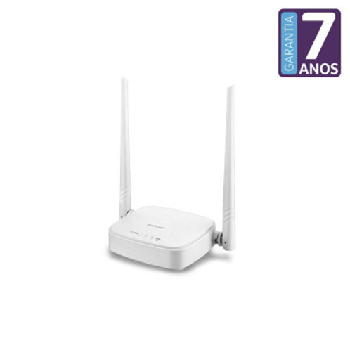 Roteador Wireless 300Mbps 2 Antenas - MULTILASER