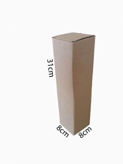 Caixa Correio 6 8 cm x 8 cm x 31 cm - DELLA
