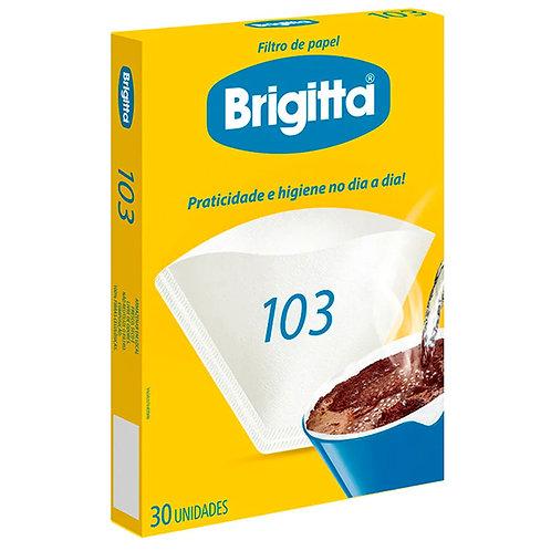Filtro de Papel 103 - BRIGITTA