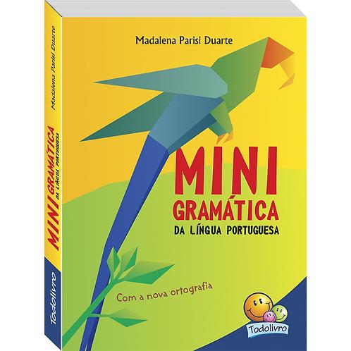 Minigramática da Língua Portuguesa - TODOLIVRO