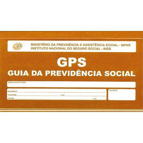 Guia da Previdência Social - SÃO DOMINGOS