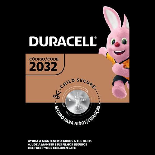 Bateria de Lítio 2032 de 3V | DURACELL