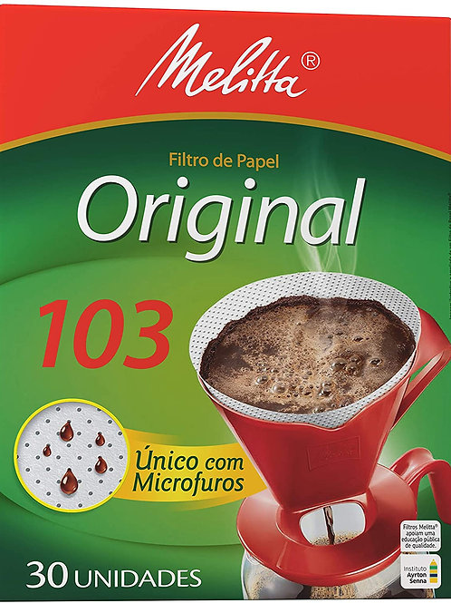 Filtro de Papel 103 - MELITTA