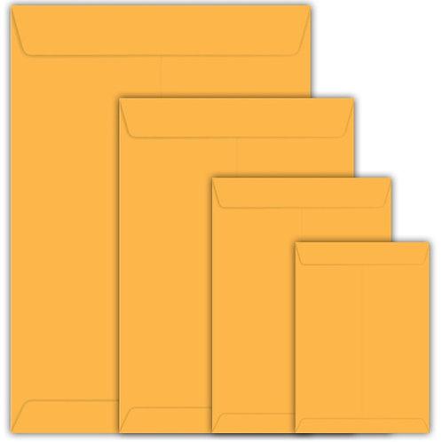 Envelope Amarelo - Diversos Tamanhos