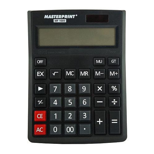 Calculadora MP 1089 12 Dígitos - MASTERPRINT