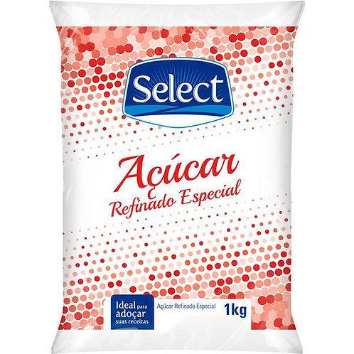 Açúcar Refinado 1kg - SELECT