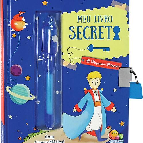 Meu Livro Secreto: O Pequeno Príncipe - TODOLIVRO