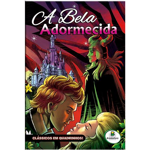 Clássicos em Quadrinhos: A Bela Adormecida   TODOLIVRO