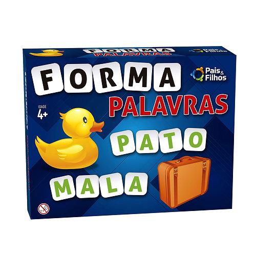 Jogo Forma Palavras Pato Mala   PAIS E FILHOS