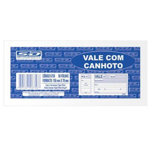 Vale C/ 50 Folhas - SÃO DOMINGOS
