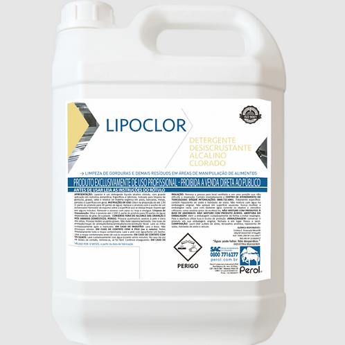 Detergente Alcalino Lipoclor 5L - PEROL