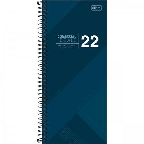 Agenda Espiral Comercial Ideale M8 - TILIBRA