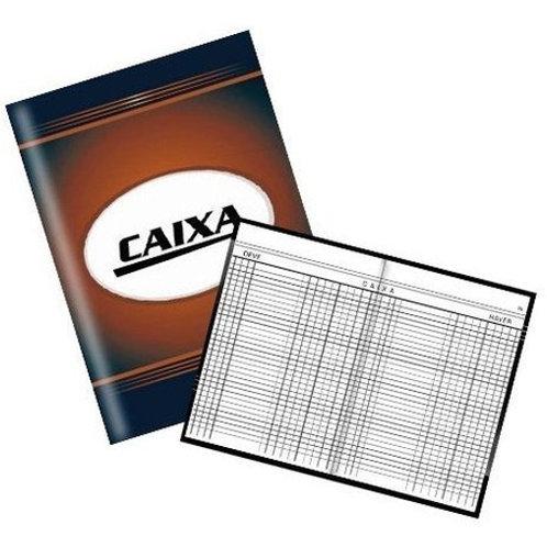 Livro Caixa C/ 100 Folhas - SÃO DOMINGOS