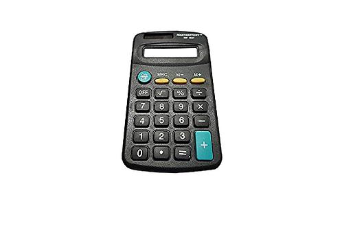 Calculadora MP-1031 - 8 Dígitos - MASTERPRINT