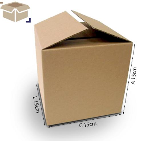 Caixa Transporte D 15 cm x 15 cm x 15 cm - DELLA