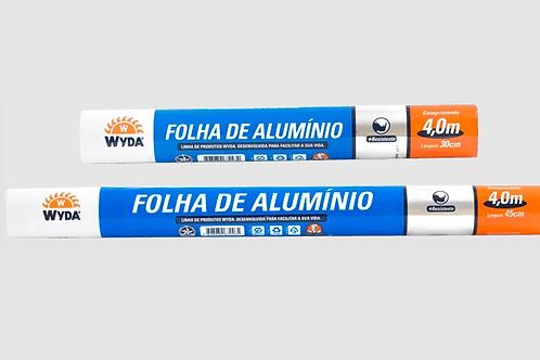 Papel Alumínio 30x40 - WYDA