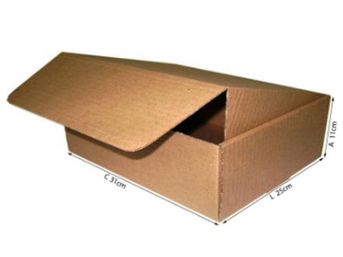 Caixa Correio 3 - 31 cm x 25 cm x 11 cm - DELLA