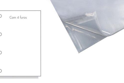 Envelope Plástico Ofício 100 Un. - ACP