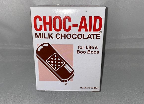 Chocolate Band Aid's