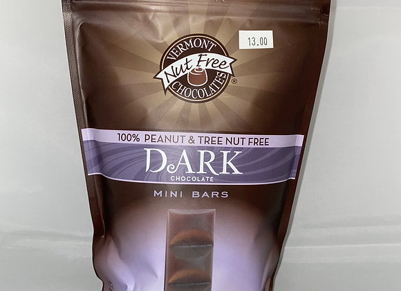 Dark Chocolate Mini Bars