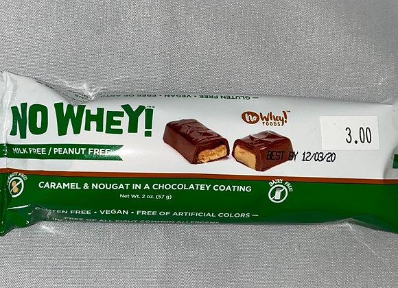 Caramel & Nougat in Chocolate