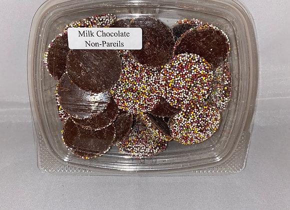 Milk Chocolate Nonpareils