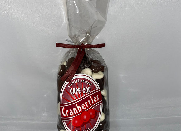 Assorted Covered Cranberries