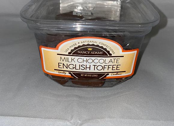 Milk Chocolate English Toffee