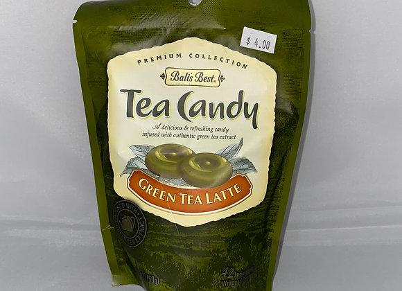 Green Tea Latte Candy
