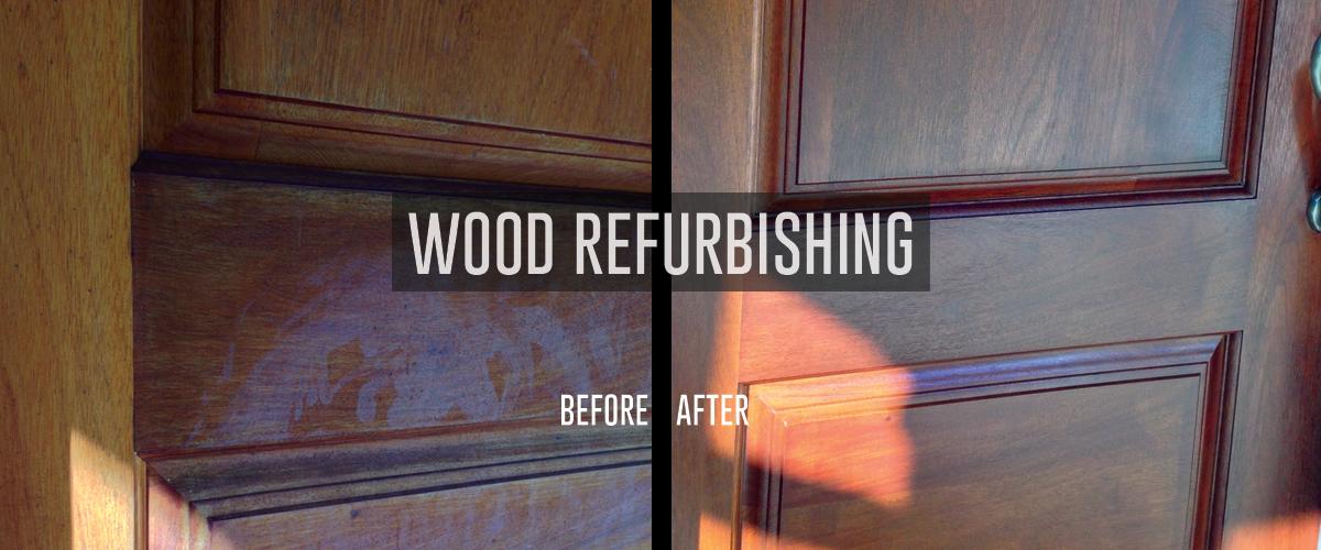 Wood Refurbishing