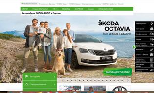 Skoda Octavia from Croatia