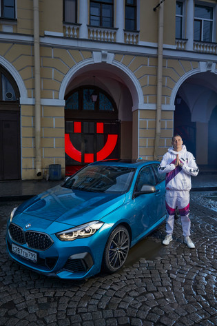BMW x Restorator