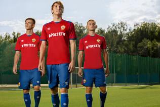 PFC CSKA Moscow for Umbro