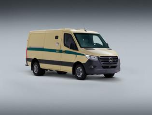 Mercedes-Benz Vans Catalog