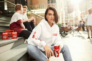 Coca-Cola and Temnikova - P