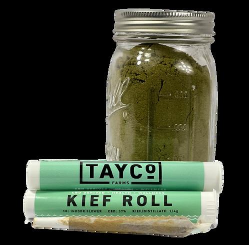 Kief Roll