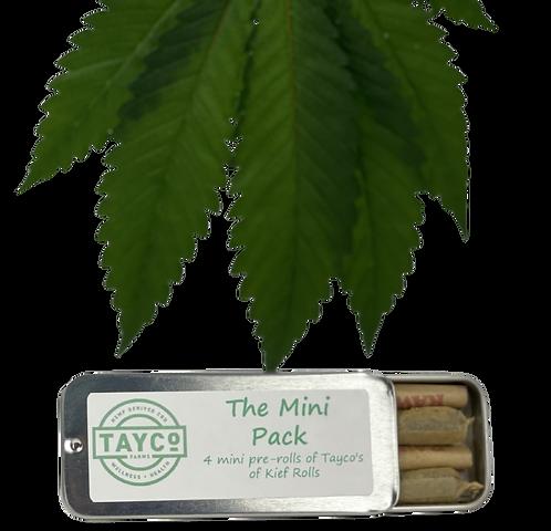 Kief Roll Mini Pack