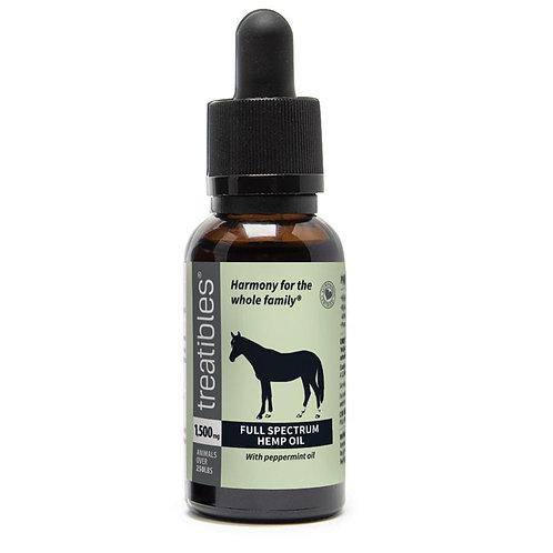 Organic Full Spectrum Hemp Oil Dropper Bottle – Equine