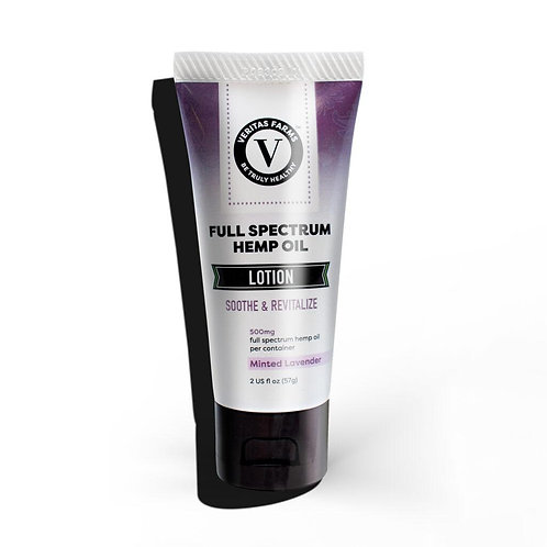 Minted Lavender Lotion