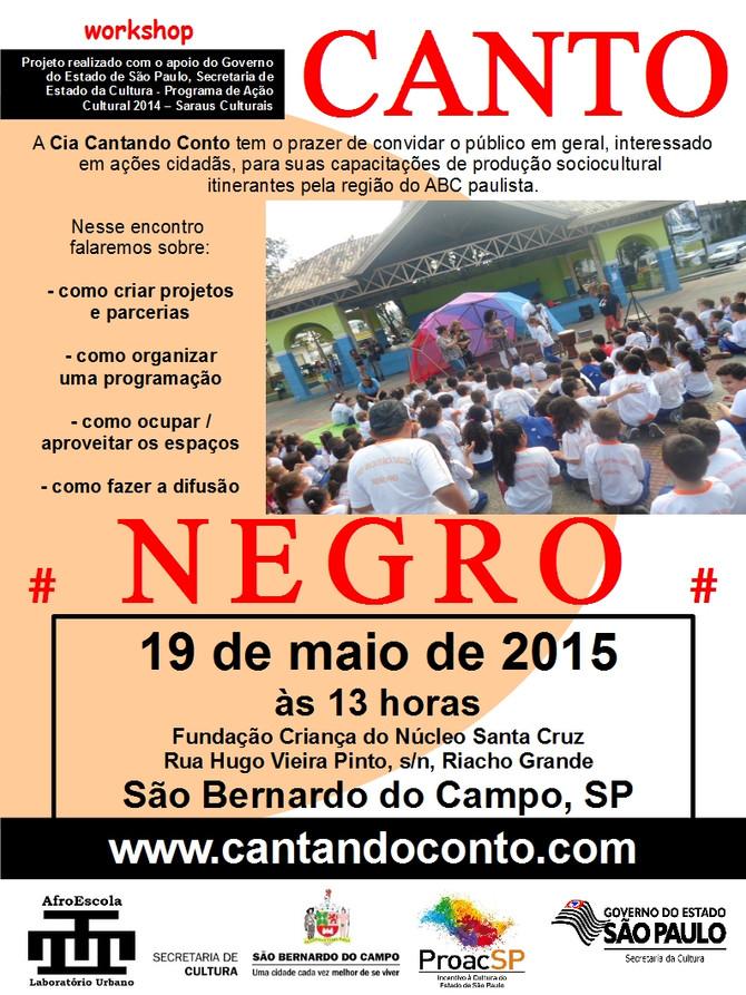 Workshop em São Bernardo do Campo