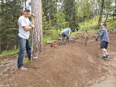 Intermittent Weeknight Digs this Summer