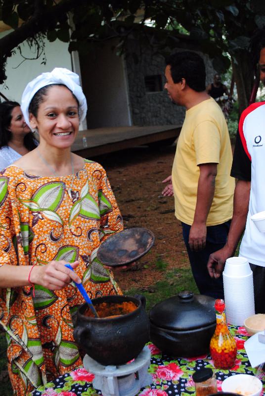 Fotos do AfroSarau em São Bernardo do Campo