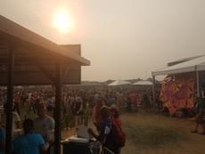 Beer Pouring @ Big Sky Concert Series