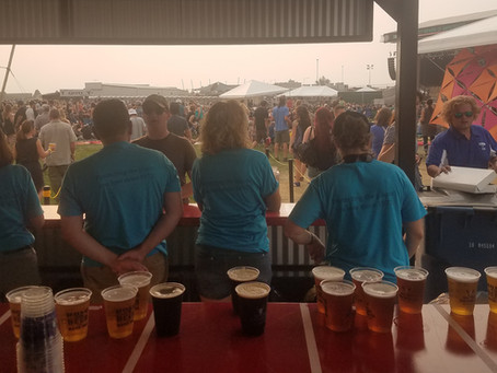 We're Pouring Beer Again