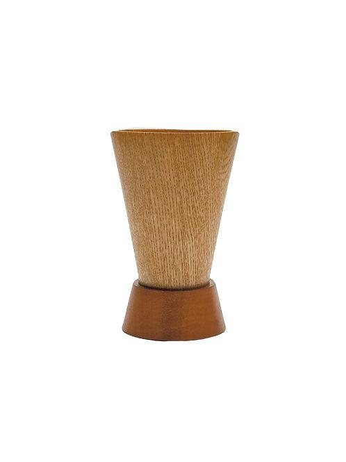 Деревянный стакан(арт.113)