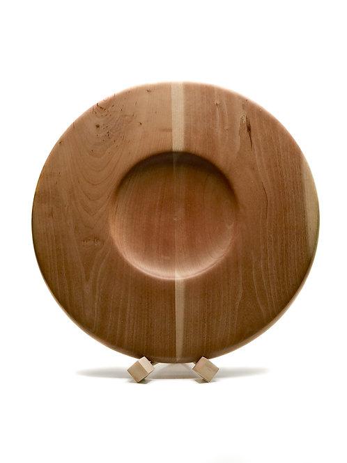 Деревянная тарелка (чаша)(арт.109)