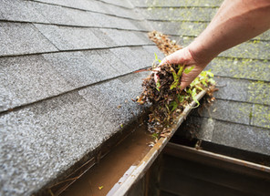 Why gutter maintenance is so important!
